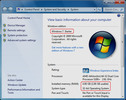 Thumbnail Windows 7 32bit Ram or Memory Limit Removal Patch